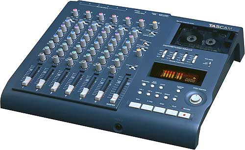 how to make an 4 track recorder