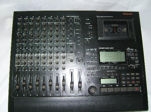 tascam 4 track cassette recorder manual